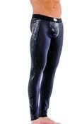 Eros Veneziani Herren Leggings / Meggings CRACK