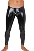 FunBoy Lack Meggings Leggings Schwarz