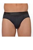 HOM Mini Brief H01 Schwarz