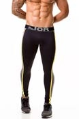JOR Gladiator Long Pant Black