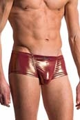 MANSTORE Hot Pants M606 Hotgold