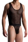 MANSTORE Tanga Body M754,Black