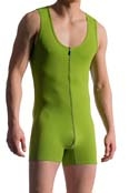 MANSTORE Zipped Body M200, Pesto
