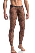 MANstore Tight Leggings M565 Tattoo