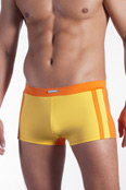 Olaf Benz Bade Volleypants BLU 1162 in amarillo + azur