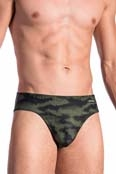 Olaf Benz Beachbrief BLU1655 Camouflage Digital