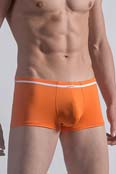 Olaf Benz Minipants RED1435 Orange-Weiß