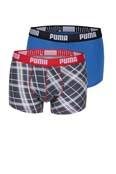 PUMA Short Boxer Check