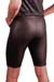 FunBoy Herren Radler in Leggings-Leder-Optik