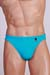 HOM Badehose Marine Chic Micro in Blue Curacao