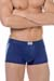 HOM Boxer Temptation Boxer Brief Delight Navy
