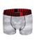 PUMA Short Boxer Pixelprint -Monument-
