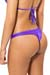 Joe Snyder Wetlook-Bikini Tanga Rhodes Purple