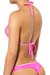 Joe Snyder Girl Wetlook-Bikini Top Corfu 205 Pink