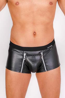 Benno von Stein Zip Brief Keddy II Leder Optik