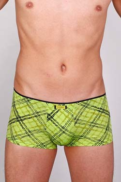 Bruno Banani Hipshort Airline Green