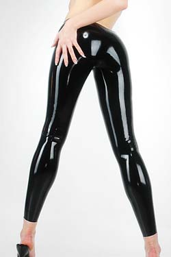 Fetisso Latex Leggings Unisex