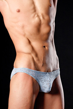 Good Devil Lace Brief