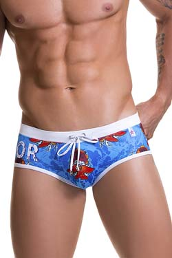 JOR  Swim Brief Koi