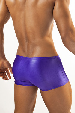 Joe Snyder Wetlook-Boxer Purple