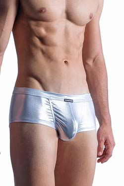 MANSTORE Bade Hot Pants M861Silver