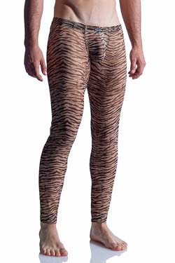 MANSTORE  Bungee Leggings M855 Tiger