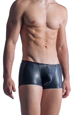 MANSTORE Jock Pants M854, Leder Optik