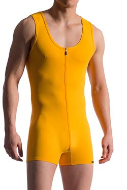 MANSTORE Zipped Body M200, Mango