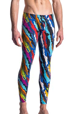 MANstore Bungee Leggings M615 Graffity