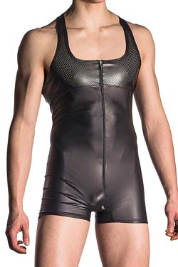 MANstore Zipped Body M700, Black