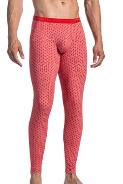 Olaf Benz Herren Leggings RED 1667 Red-Style