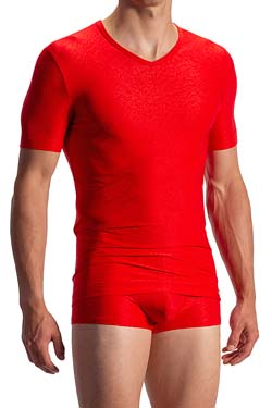 Olaf Benz V-Neck RED1970 Rot