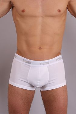 PUMA Short Boxer white