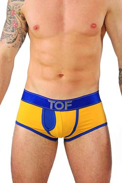 TOF Paris Boxer Greg Yellow-Blue