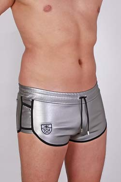 TOF Paris Short Silver