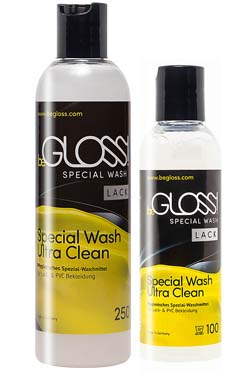 beGLOSS Special Wash LACK